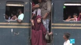2021-04-07 11:08 Rapport d'Amnesty sur le Covid-19 : au Bangladesh l'emploi informel très touché par la crise