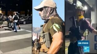 en foco - Milicias armadas