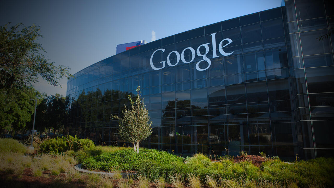 Las oficinas de Google en Mountain View, California.