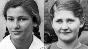 Simone Veil et Louise Pikovsky avaient le même âge. Elles sont nées toutes les deux en 1927.