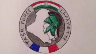 """La """"Task Force Lafayette"""" est composée d'une quinzaine d'anciens soldats français"""