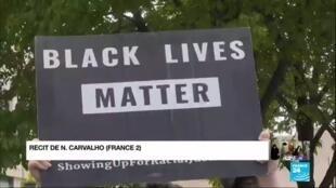 2020-05-28 13:11 États-Unis : nouvelle nuit d'émeutes à Minneapolis après la mort de George Floyd