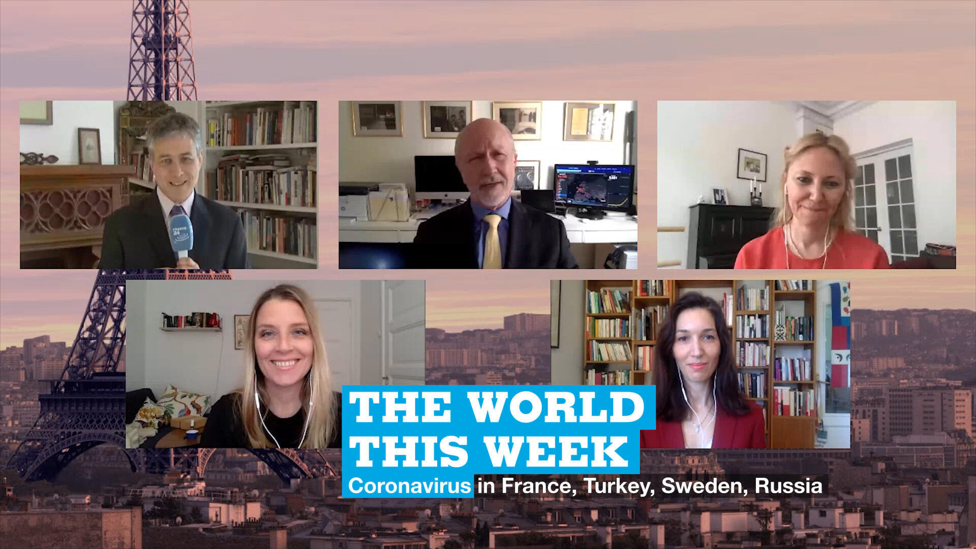 THE WORLD THIS WEEK 0424