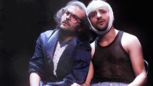 """La pièce """"Les deux réfugiés"""" est à voir au théâtre Pixel jusqu'au 24 février"""