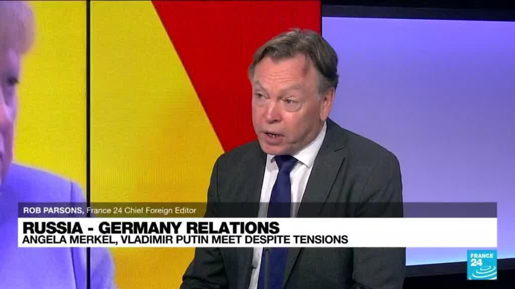 2021-08-20 18:04 Russia - Germany relations: Merkel, Putin meet despite tensions