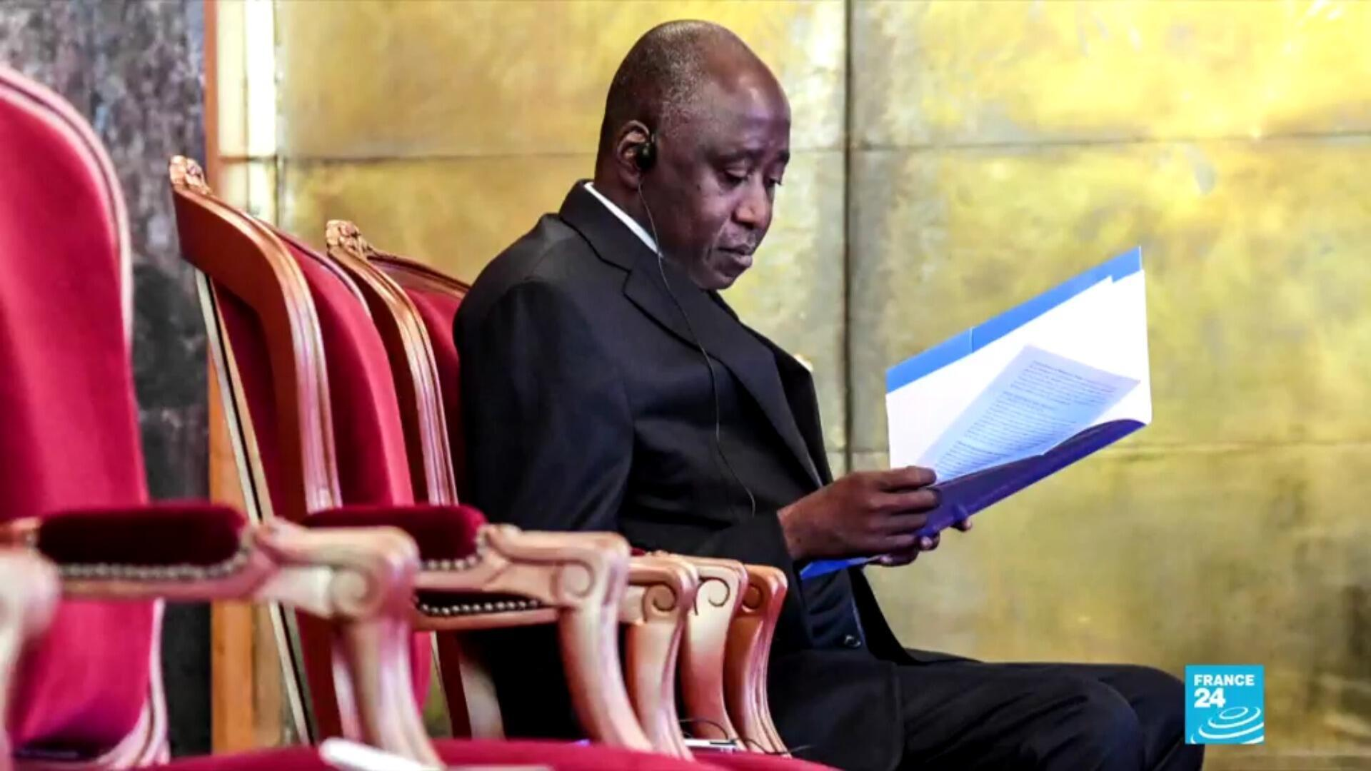 Ivory Coast Prime Minister Amadou Gon Coulibaly