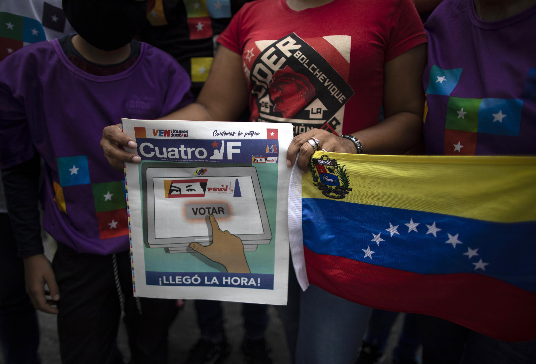 VENEZUELA ELECTION BOYCOTT