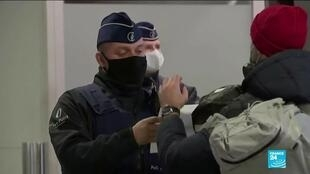 2021-01-27 09:34 Coronavirus pandemic: Belgium bans leisure travel until March