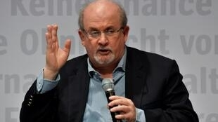The fatwa against writer Salman Rushdie (pictured) not only forced him into hiding but made his publishers targets: William Nygaard was seriously injured in the 1993 shooting