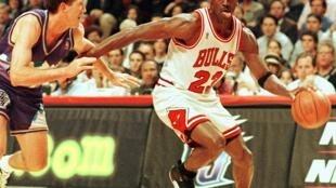 """Michael Jordan recibió duras críticas de su excompañero Horace Grant por el relato de algunos episodios en el documental """"The Last Dance""""."""