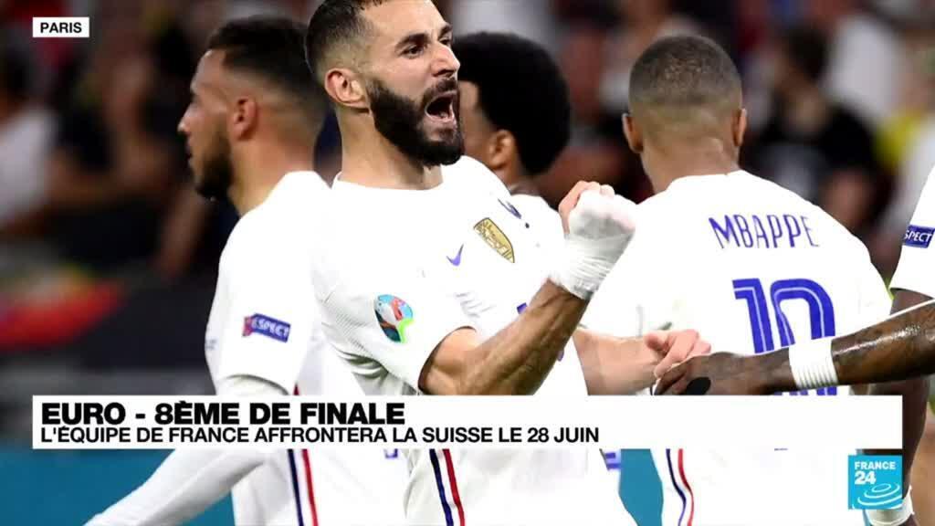 2021-06-24 00:01 Euro 2021 : face au Portugal, une équipe de France à deux visages