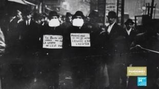 2020-04-23 08:13 Les grandes pandémies de l'histoire : la peste d'Athènes