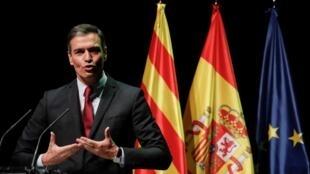 Sanchez y catalanes