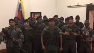 الجنود المتمردون