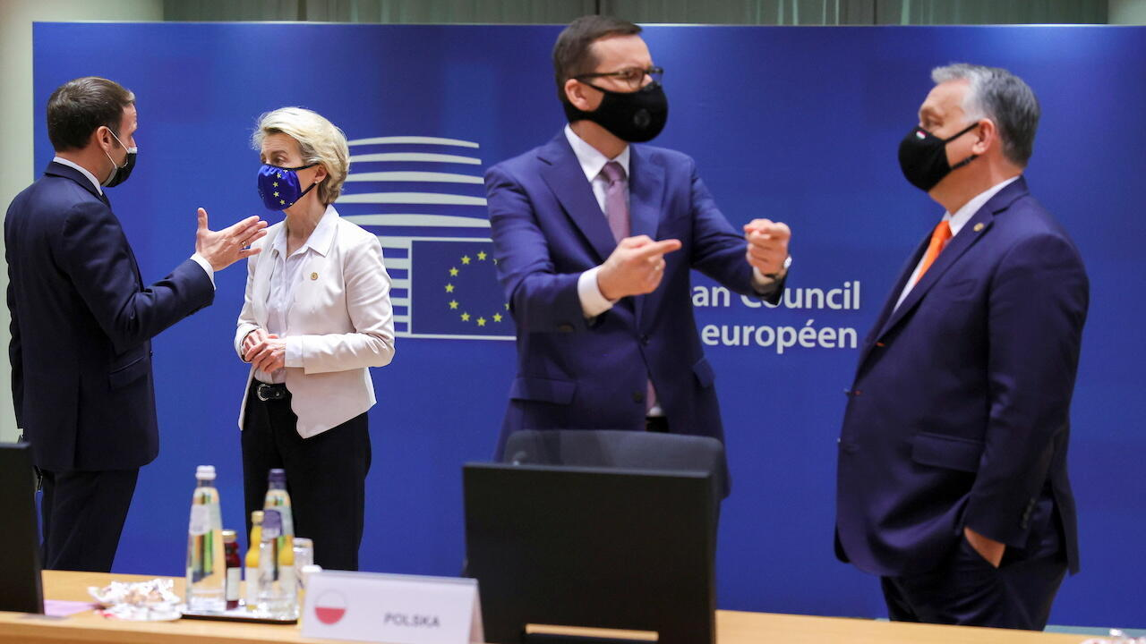 EU Summit pairs