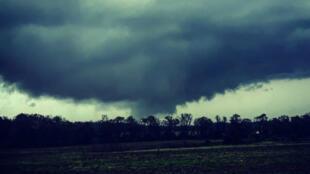 Une tornade à Dothan, en Alabama, le 3 mars 2019.