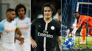L'OM, le PSG, Monaco, tous ont vécu une semaine compliquée en Europe.