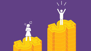 Brecha salarial especial mujeres