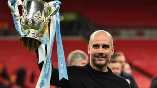 Manchester City beat Aston Villa to win the 2019/20 League Cup
