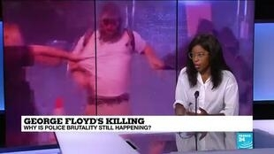 2020-06-05 16:03 George Floyd's death: Why is police brutality still happening?