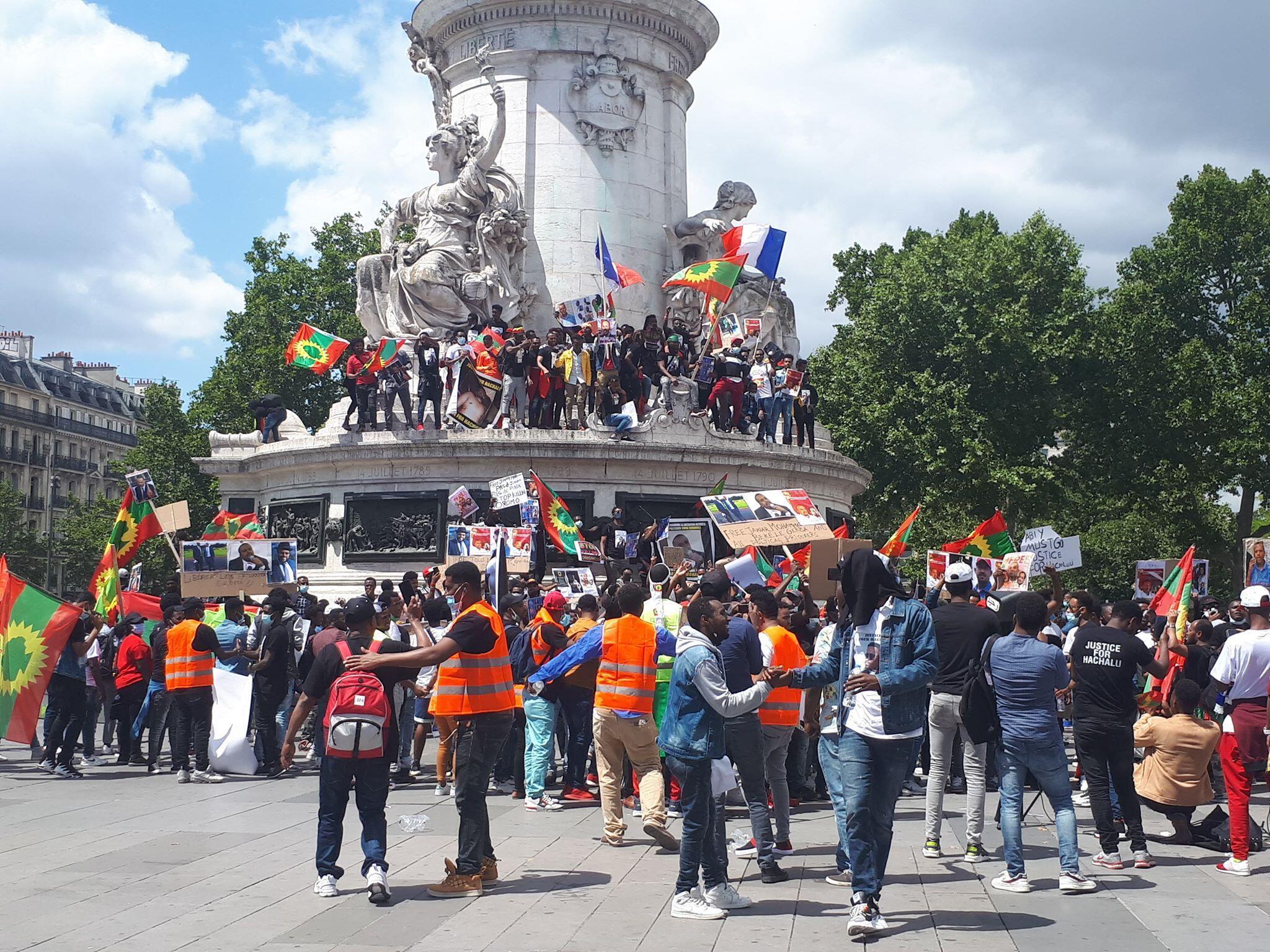 Oromo-Paris-République