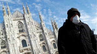 Italy has closed schools and universities until March 15 over coronavirus fears.