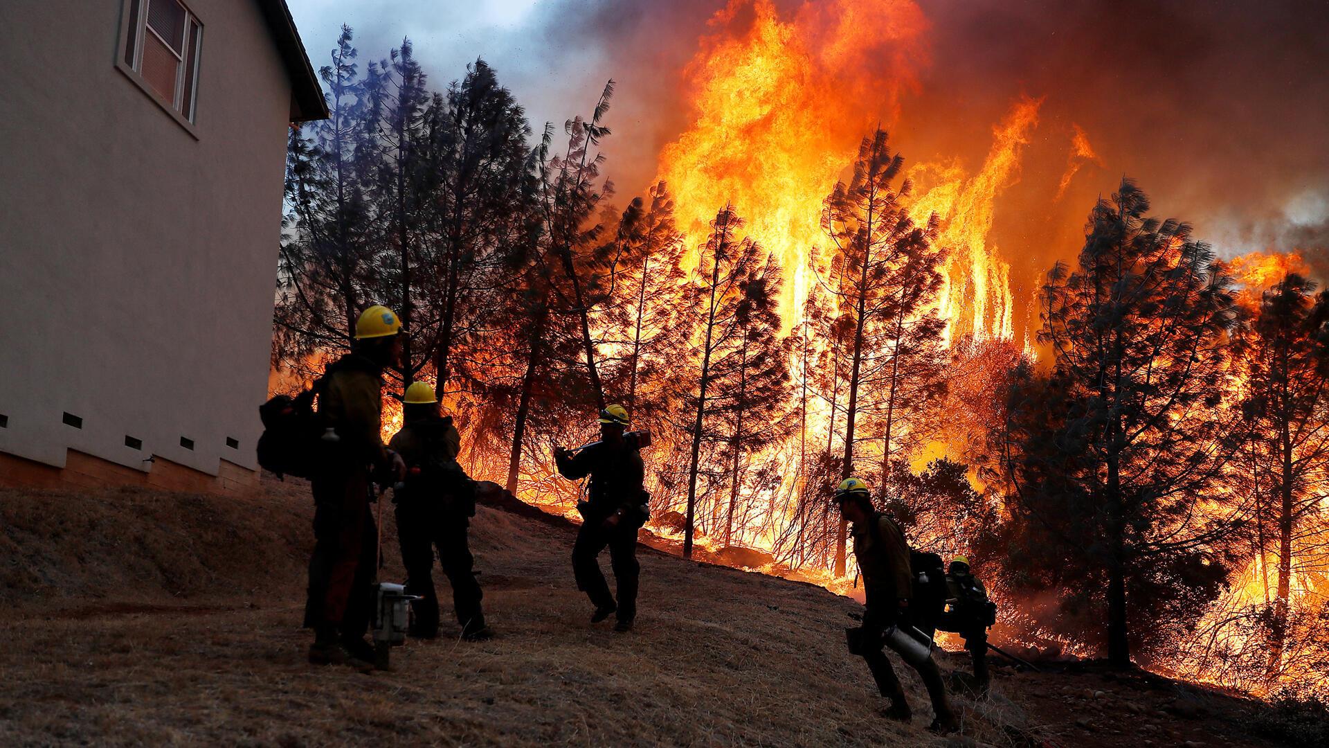 De los 13 muertos encontrados este lunes 12 de noviembre, 10 estaban en la ciudad de Paradise, de 26.000 habitantes y que fue completamente engullida por las llamas.