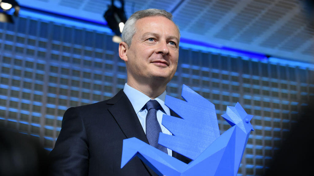 Bruno Le Maire, ministre de l'Économie, a présenté, le  sa vision du futur de l'industrie française
