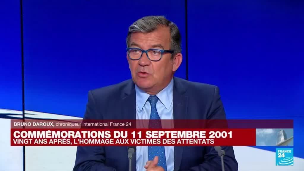 2021-09-11 18:09 Les Etats-Unis commémorent le 11-Septembre et appellent à l'unité politique