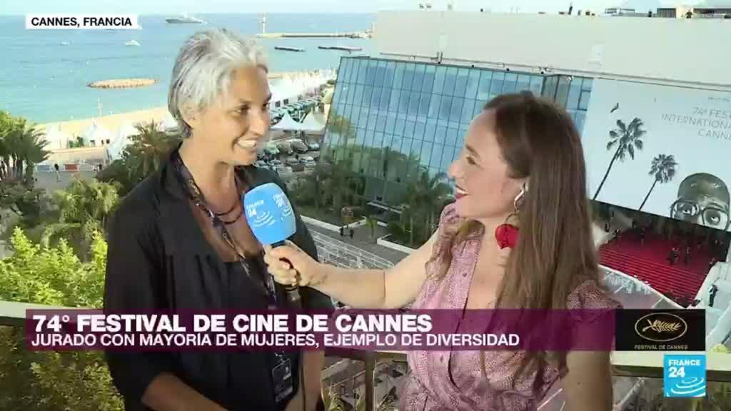 2021-07-06 19:23 El festival de cine de Cannes, cancelado en 2020 debido al Covid-19, regresa desde este 6 de julio