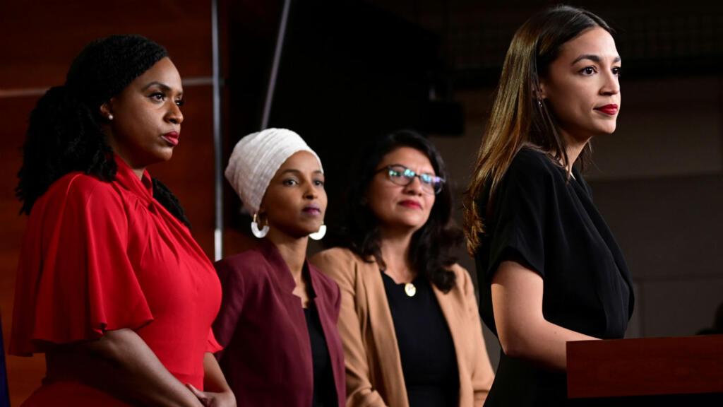 Trump reiterates racist comments against four congresswomen