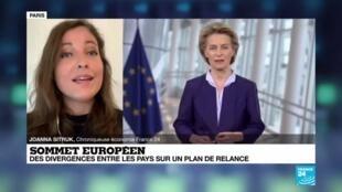 2020-06-19 18:01 Sommet européen : nouveau rendez-vous des 27 en juillet, des divergences à surmonter