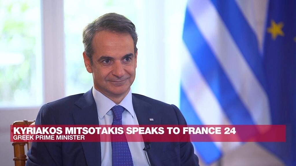 Greek PM discusses relations with Turkey, migrants and summer tourism