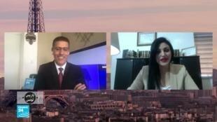وحيدة مستورة رئيسة فرع تونس للمنظمة العربية للمحامين الشباب