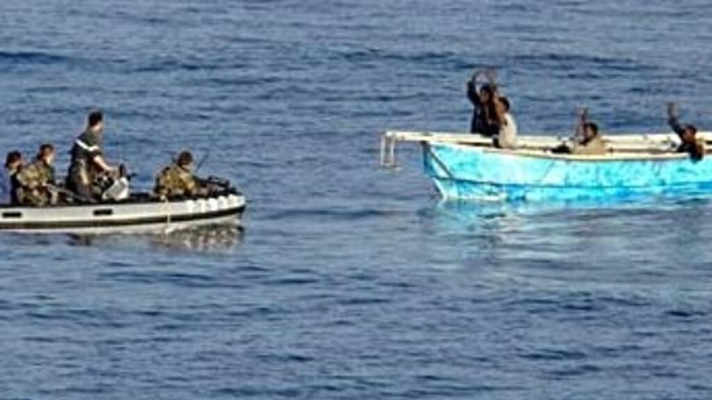 French warship foils pirate attack in Gulf of Aden