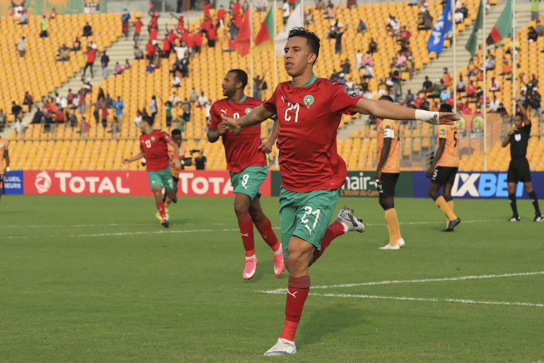 Football CAN maroc