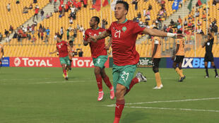 Football CAN maroc
