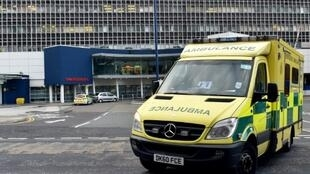 Britain's health service relies heavily on foreign nurses