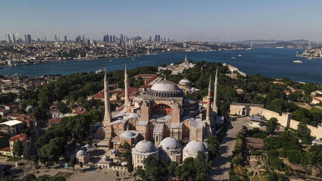 Turkey to decide whether to redesignate iconic Hagia Sophia as mosque, not museum
