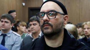 Kirill Serebrennikov lors d'une audience, le 7 novembre 2018.