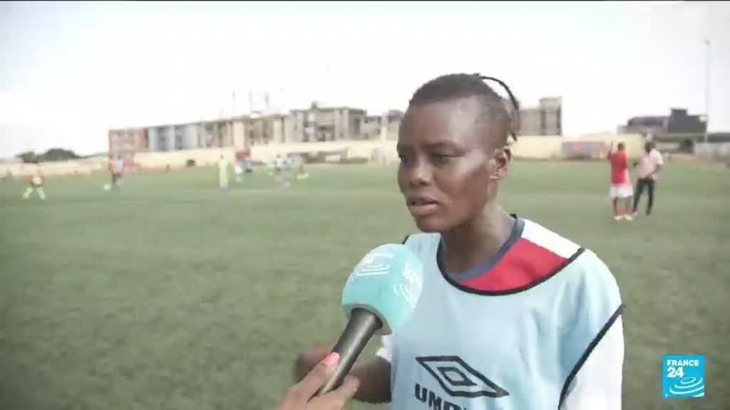 2021-07-15 10:12 'The 11 sisters of Gagnoa' train for African Women's Champions League