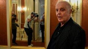 Barenboim, 76, will be staying on as general musical director of the capital's flagship opera house