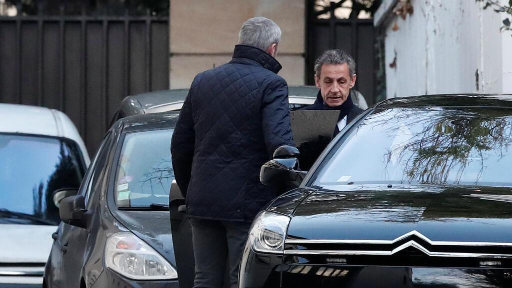 El expresiudente francés quedó imputado por la presunta financuiación libia de su campaña en 2007