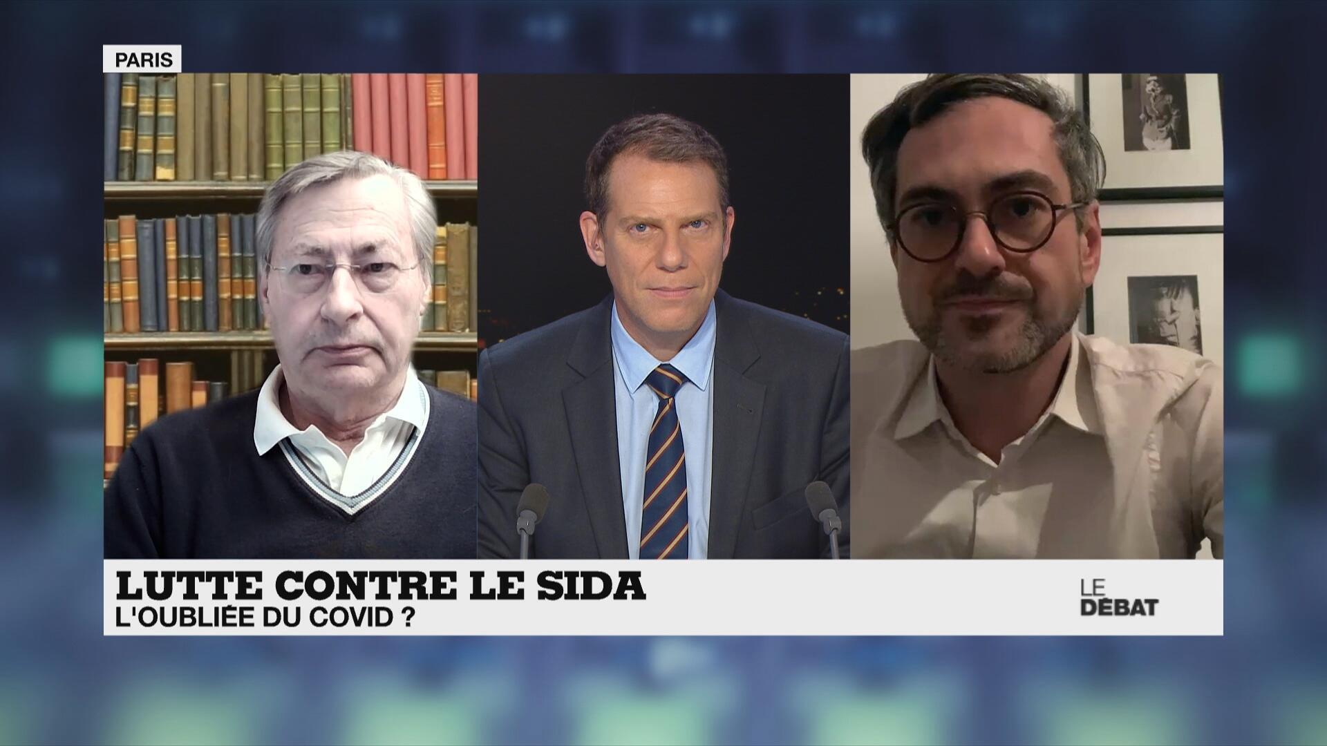Le Débat de France 24 - mardi 1er décembre 2020