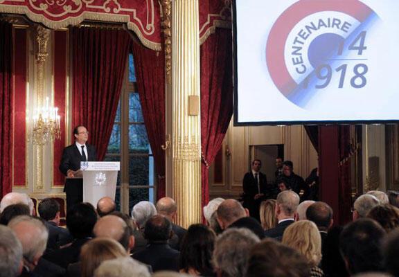 Discours de François Hollande jeudi 7 novembre 2013