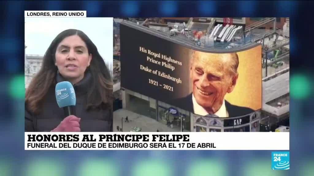 2021-04-10 19:03 Informe desde Londres: el funeral del duque de Edimburgo será el 17 de abril