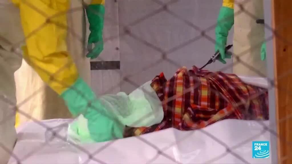 2021-02-15 00:08 Guinea declaró nueva epidemia de ébola