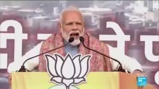 2019-12-23 08:39 India's protest continue as PM Modi defends government's citizenship law