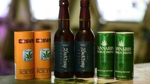 Beers with hemp and cannabidiol, a component that is not psychoactive, are already available, as are drinks with THC