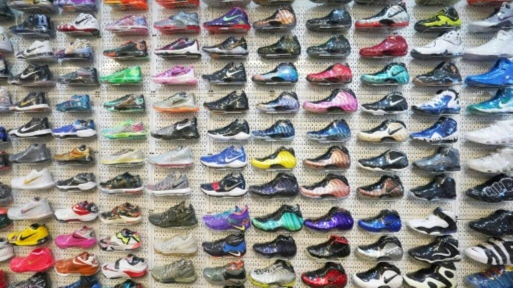 8dd14b9a3 Luxury sneakers: high style and a booming market